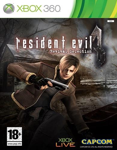 resident evil - Resident Evil 4 HD For XBox 360