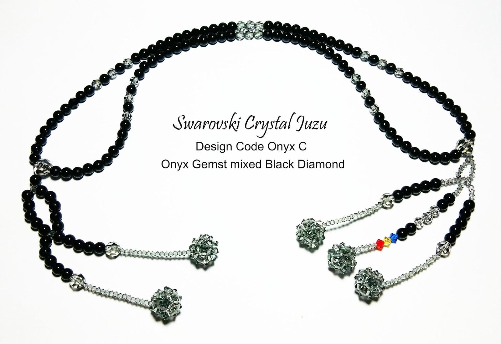 Swarovski Crystal Juzu Men Juzu