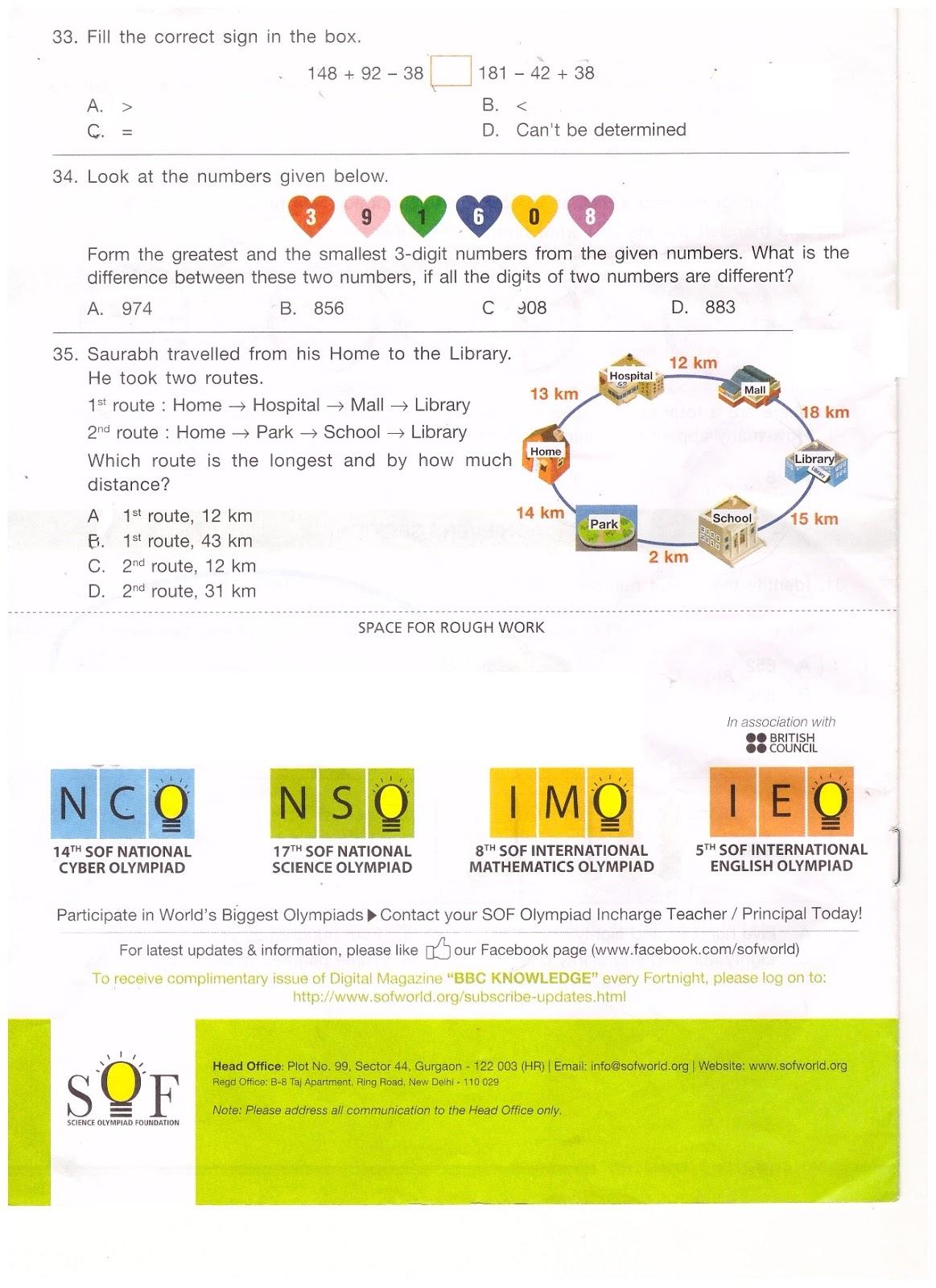 Math Olympiad Grades 10
