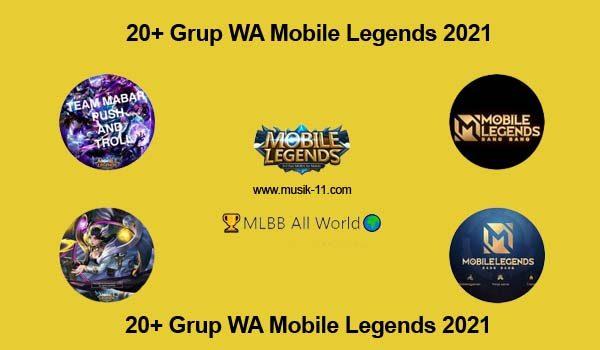 grup wa mobile legends