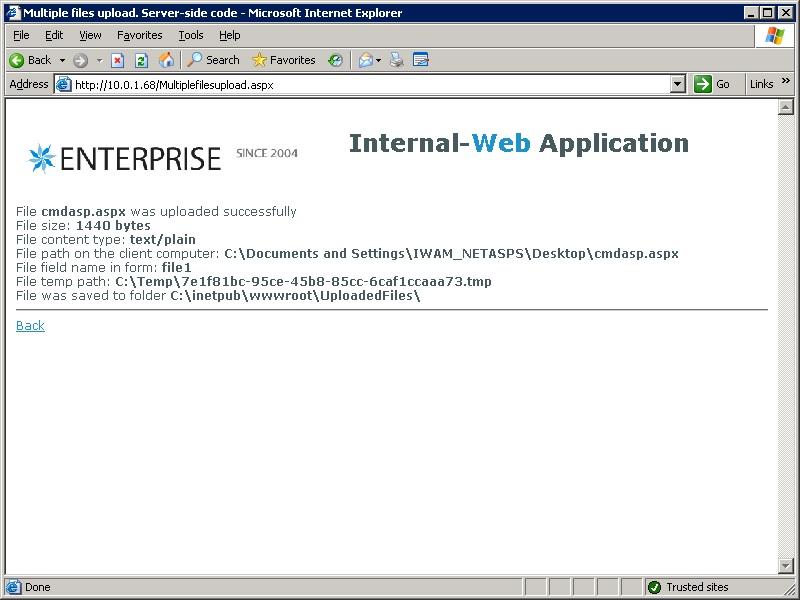 iKuppu: Windows Post Exploitation
