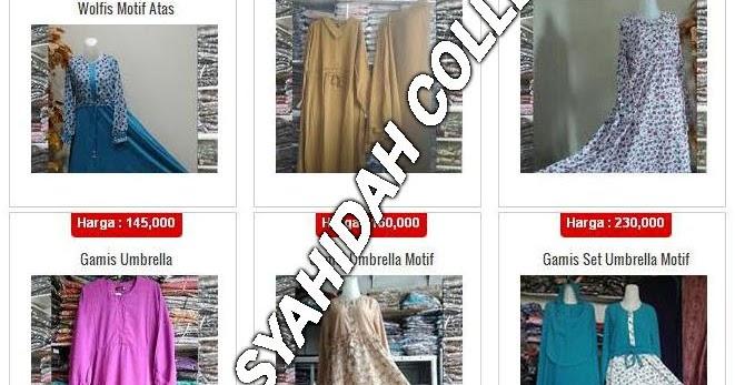 Koleksi Busana Hijab Syari Muslimah