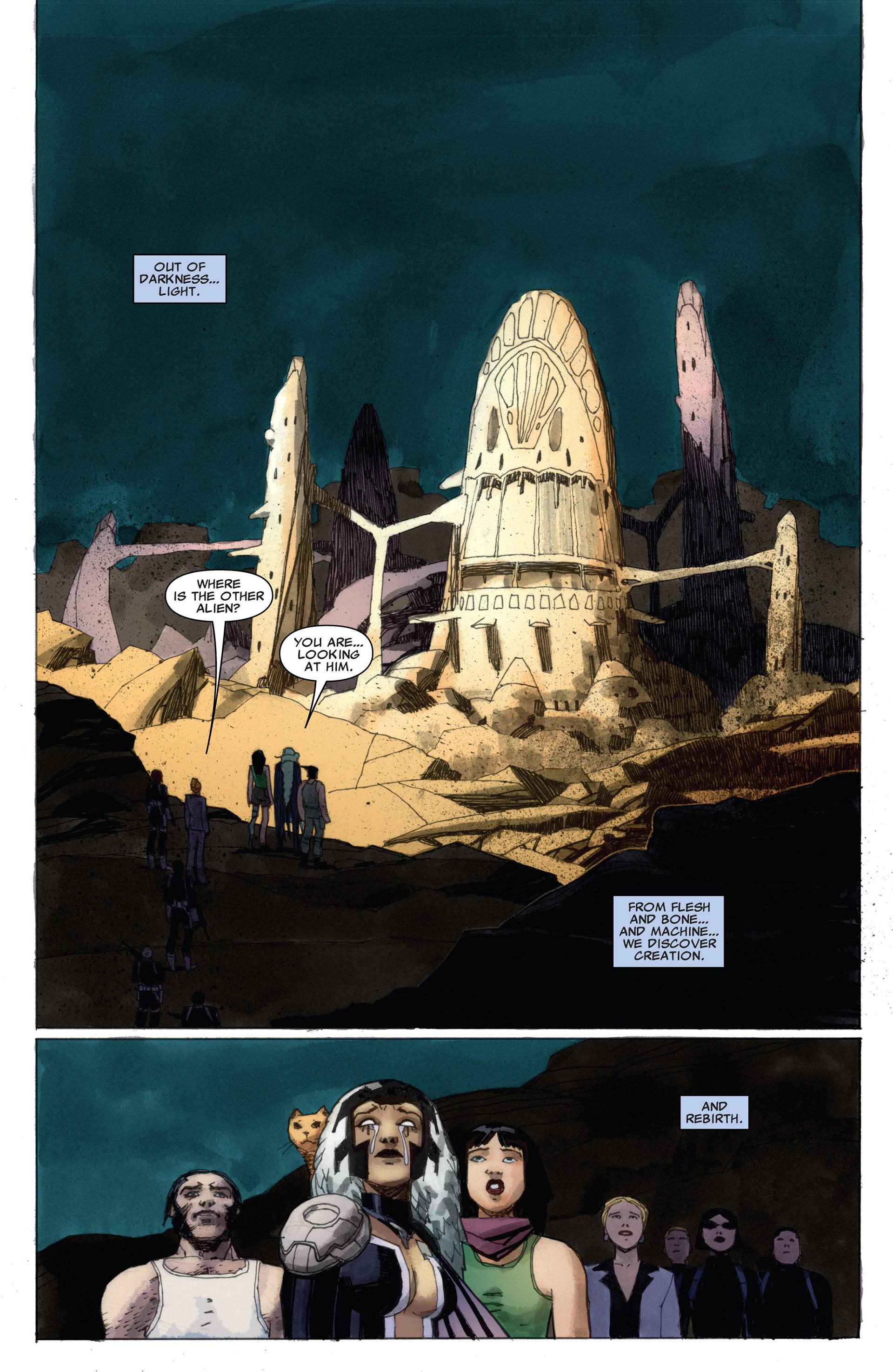 Read online Astonishing X-Men (2004) comic -  Issue #58 - 20