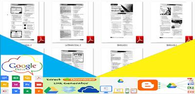 Buku Pemantapan Ujian Nasional 2017 Jenjang SMP Mata Pelajaran Bahasa Inggris