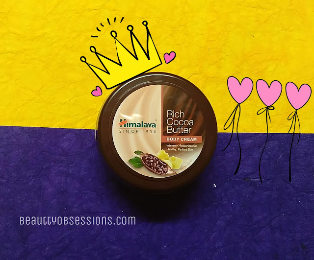 Himalaya Rich Cocoa Butter Body Cream  Review...