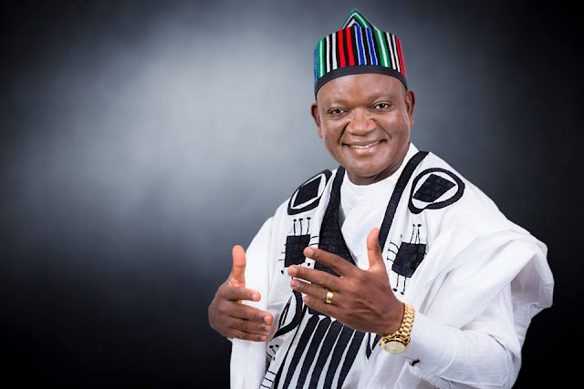 God Gave Me A Divine Mandate To Execute His Counsel, Lead With Fear In Benue - Ortom