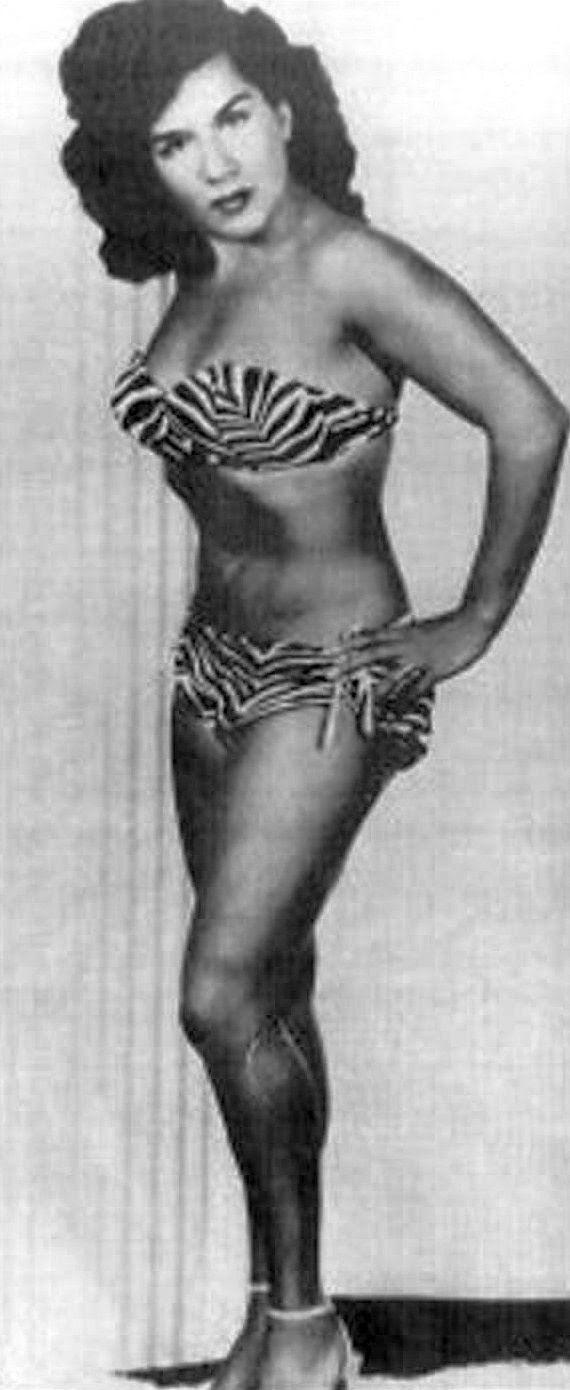 Ida Mae Martinez - Female Wrestling