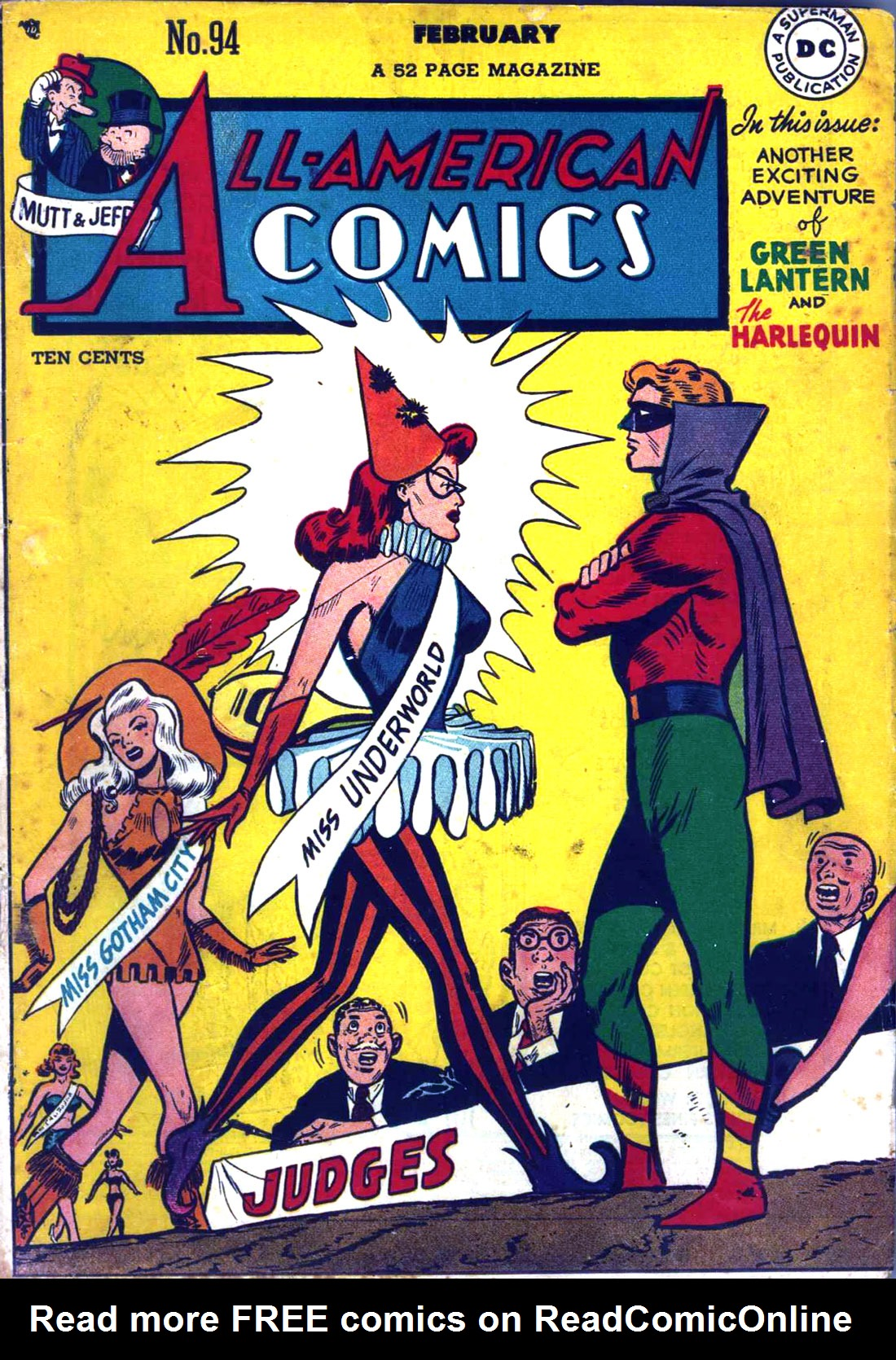 Read online All-American Comics (1939) comic -  Issue #94 - 1