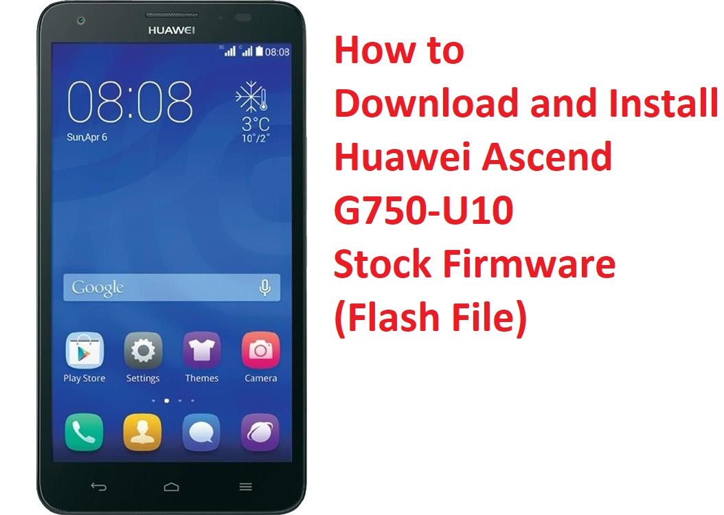 Huawei Official Firmware Link