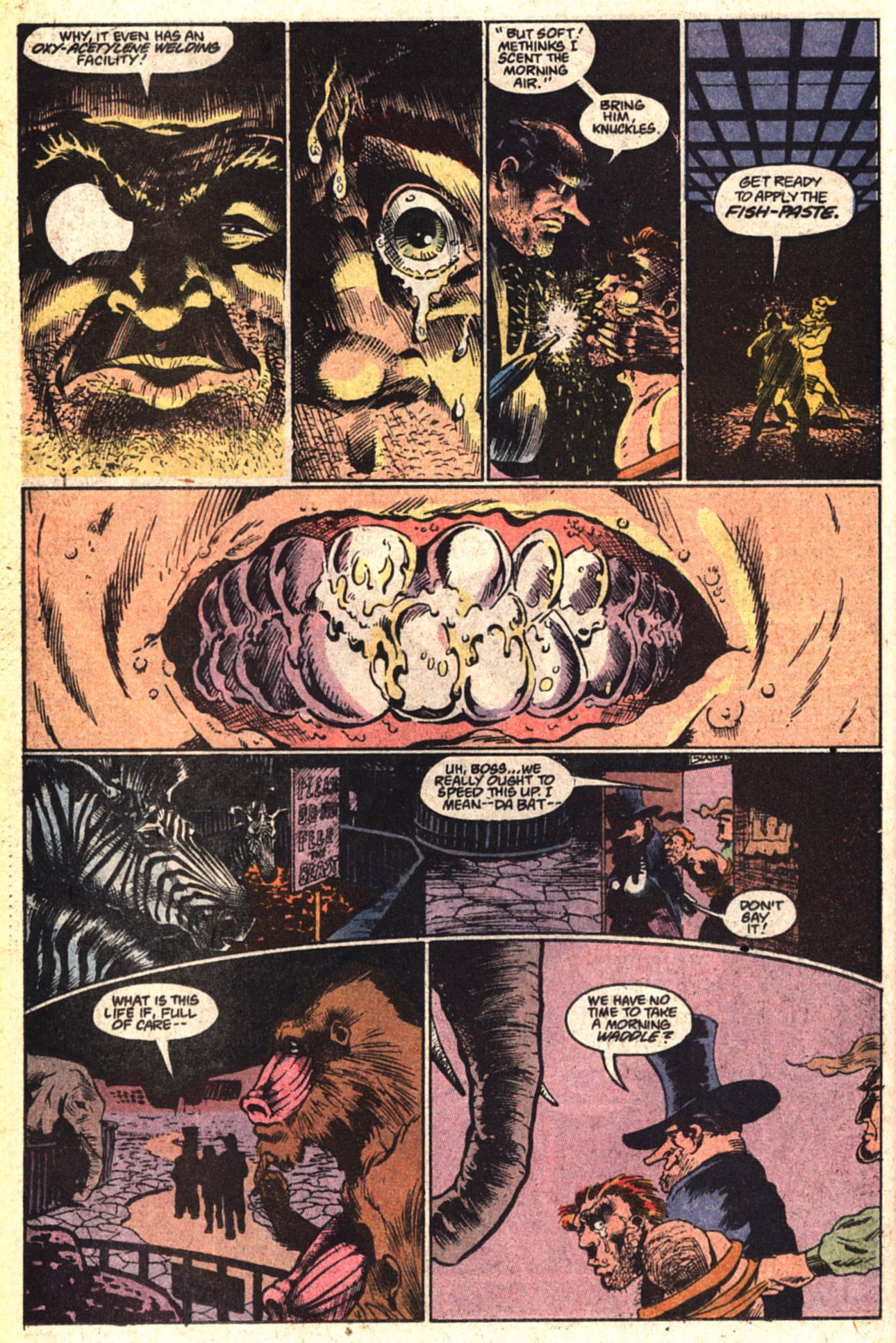 Read online Secret Origins (1986) comic -  Issue # _Special 1 - 22