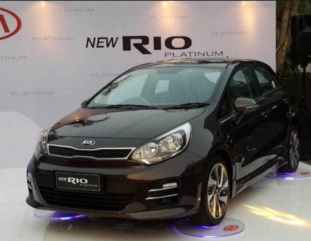 KIA Rio Platinum Edition