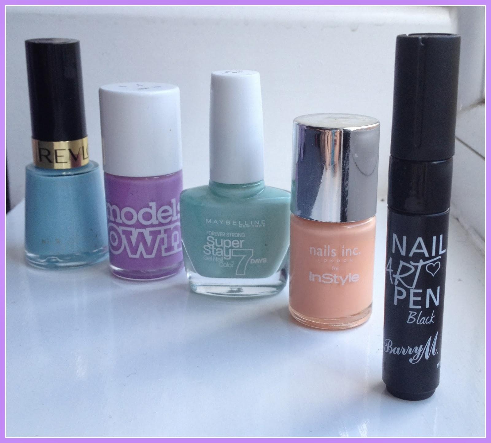 pastel-nail-polishes