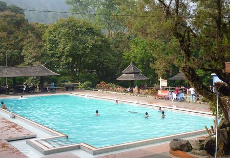 Tempat wisata air panas ciparay bogor