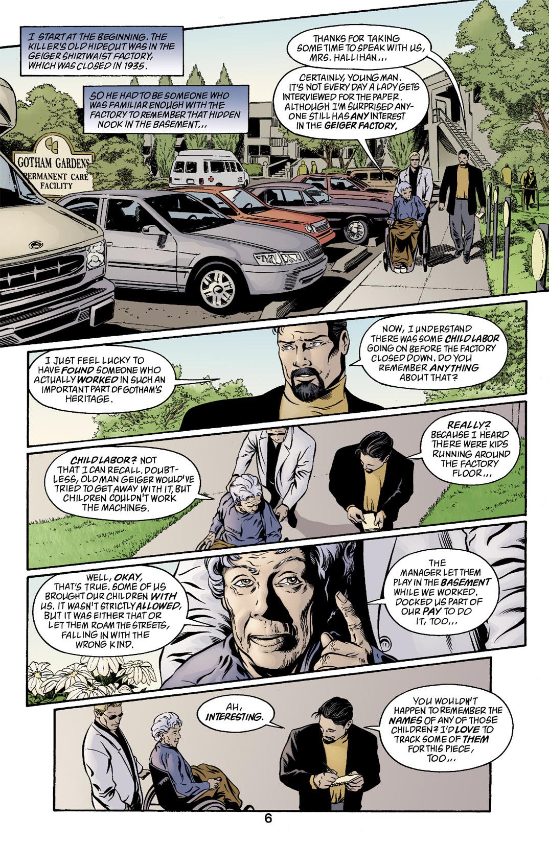 Detective Comics (1937) 786 Page 6