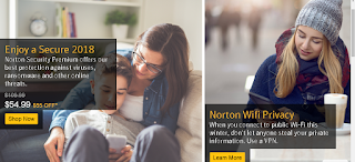 Norton Security Antivirus melindungi komputer