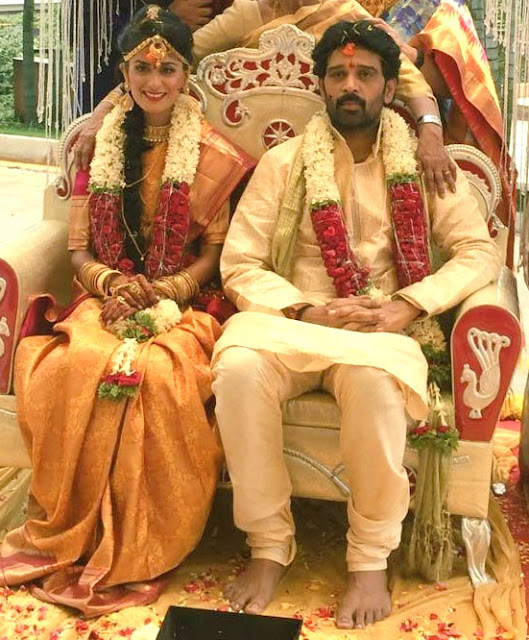 JD Chakravarthy Marriage Photos