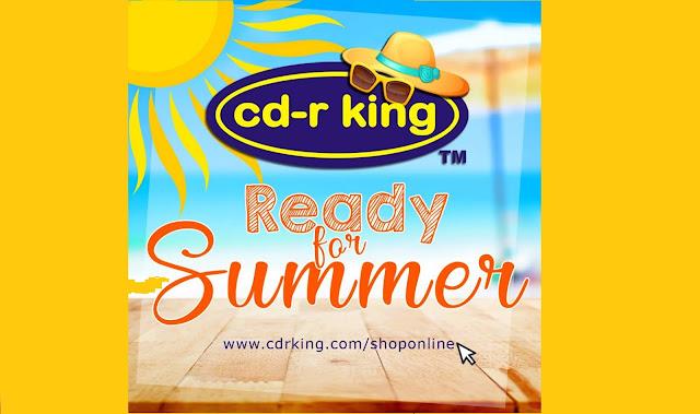cd r king new summer items