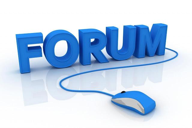Forum Online Untuk Meningkatkan Trafik Pengunjung Blog
