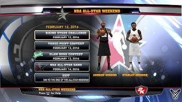 NBA 2k14 Ultimate Custom Roster Update v6.3 : February 25th, 2016 - All Star Weekend 2016 Toronto - HoopsVilla