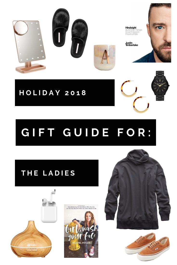 Gift Guide for Women