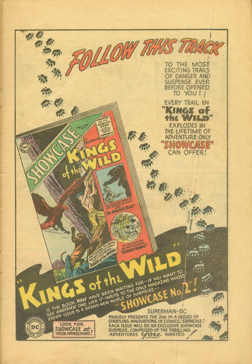 Read online Action Comics (1938) comic -  Issue #216 - 24