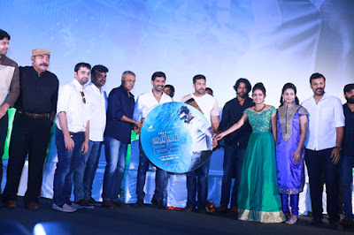 Kuttram 23 Arun Vijay New Film Audio Launch and Veteran Actor Vijaykumar Made Gestures On Thala Ajith