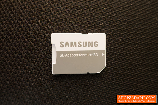 samsung evo plus microsd card Review