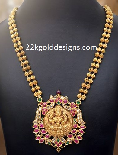Nakshi Balls Chain with Lakshmi Pathakam