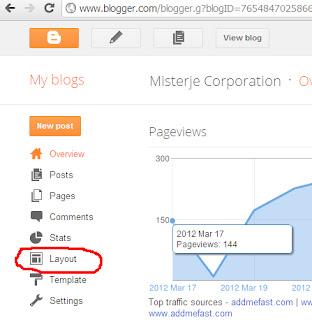 Cara Mengganti Icon Blog Blogspot Dengan Mudah