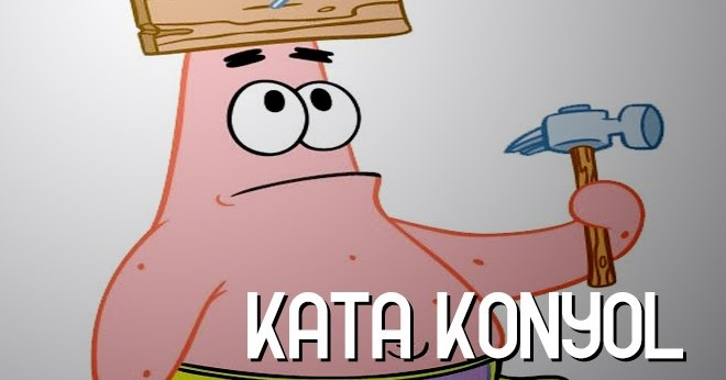 Kumpulan Kata Konyol Dari Patrick Di Film Spongebob Squarepants 5cog