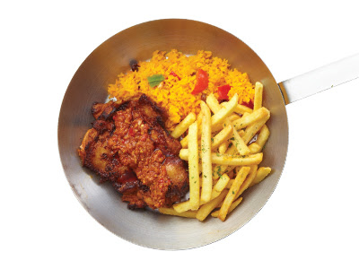 GRILLED PERI-PERI CHICKEN RM 29.95 BUY 1 FREE 1 MAIN COURSE