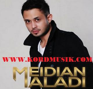 Kunci Gitar Meidian Maladi - Adinda