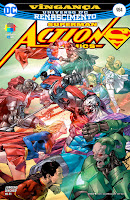 DC Renascimento: Action Comics #984