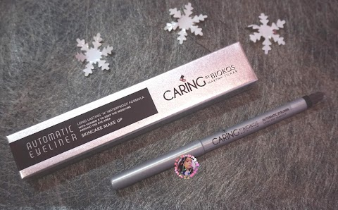 Review Caring by Biokos Automatic Eyeliner - Black