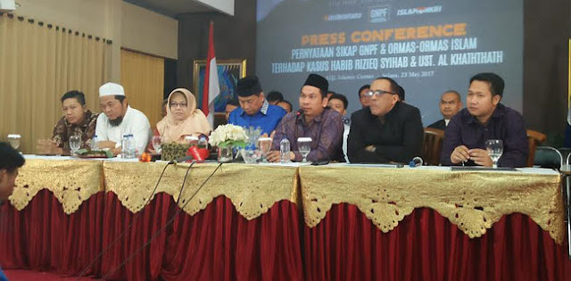 Besok Penyebar Fitnah Habib Rizieq Dipolisikan, Denny Siregar & Philips Jong