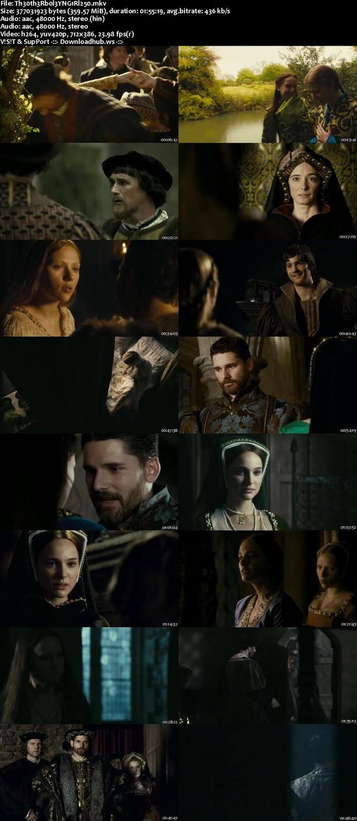The Other Boleyn Girl 2008 Hindi Dual Audio 480p BluRay Free Download