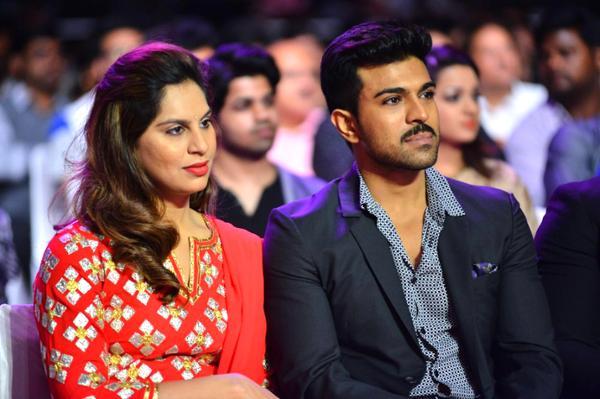 Highlights Megastar Chiranjeevi, Ram Charan at CineMAA Awards