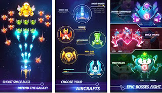 Air Strike Galaxy Shooter Mod APK