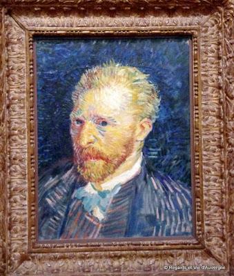Autoportrait : Vincent Van Gogh