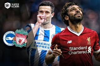 مشاهدة مباراة ليفربول وبرايتون بث مباشر اليوم 25-8-2018 في الدوري الانجليزي بث حي لايف