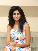Shamili at Sree Ramaraksha teaser launch-cover-photo
