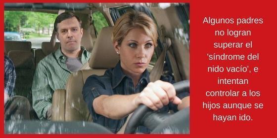 Consejos para vivir en pareja: cuidado con los padres que se inmiscuyen en vuestras vidas