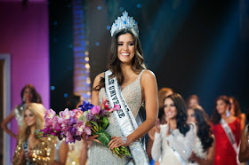 Miss Universe 2014, Paulina Vega from Colombia
