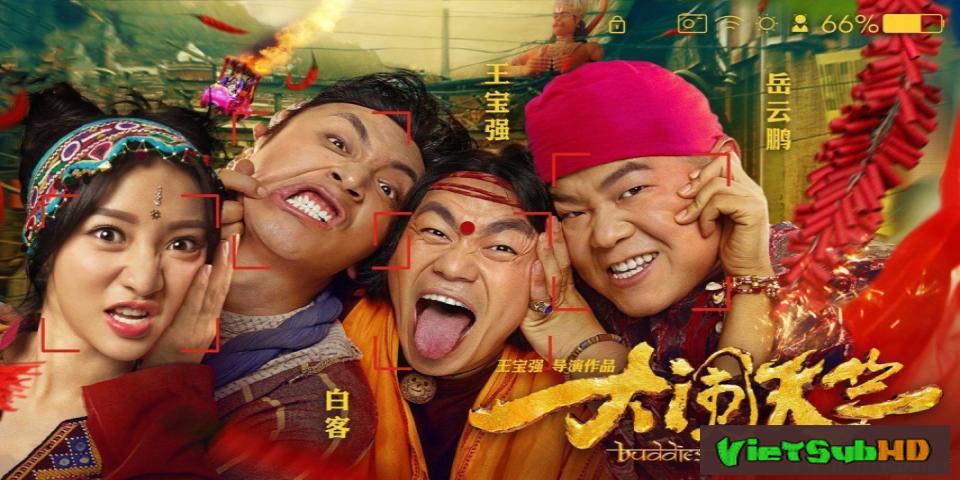 Phim Đại náo Thiên Trúc VietSub HD   Buddies in India 2017