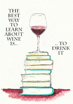 Wine Quote - Best Way to learn about wine
