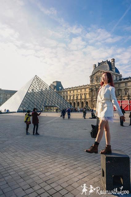 review, Honeymoon, france, Paris, รีวิว, ฝรั่งเศส, ฮันนีมูน, Louvre, ลูฟ