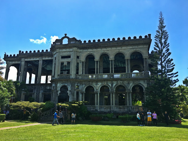 The Ruins Talisay City Negros Occidental