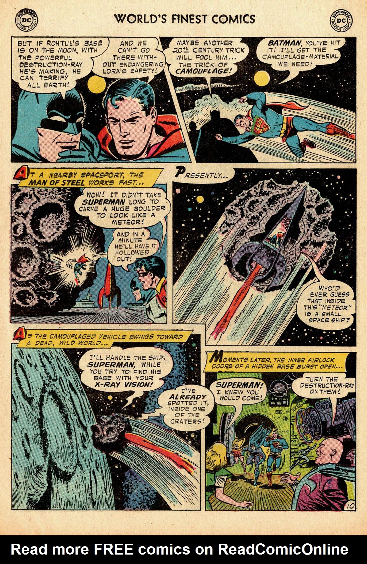 Read online World's Finest Comics comic -  Issue #91 - 12