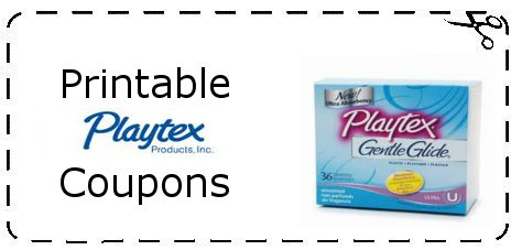 Save over 76% on Playtex Sport tampons at CVS. This week, spend $ on Playtex tampons and receive $ Extrabucks. They are also buy one get one 50% off. Purchase two packs, regularly priced at $, and combine a store coupon with printable coupons. Pay $ at the register and receive $ Extrabucks, making each box $!