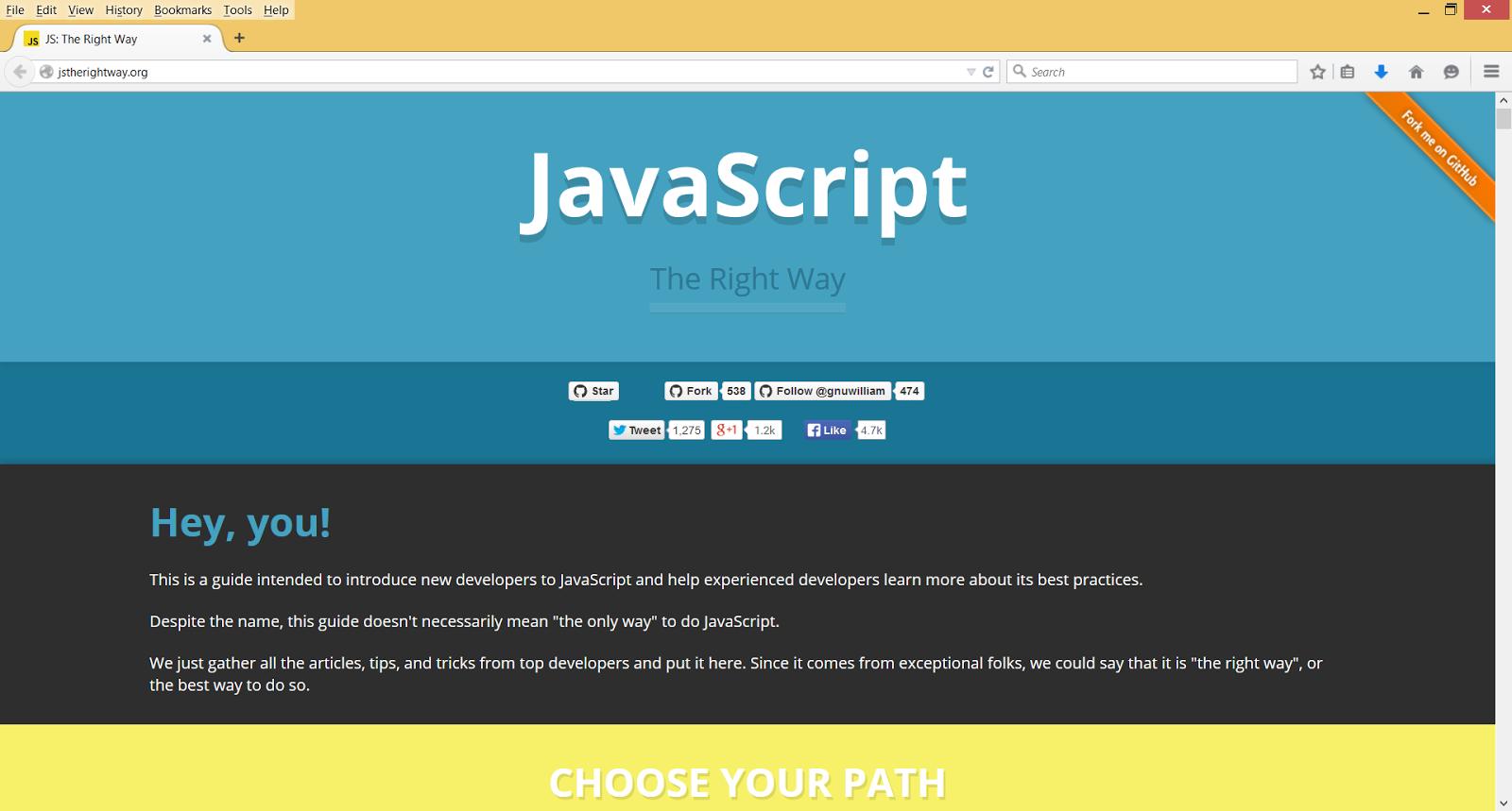 Top 5 FREE JavaScript Books - Download PDF or Read Online ...